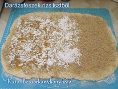 Darázsfészek rizslisztből (Gluténmentes)   Kissné Zilahi Katalin receptje - Cookpad receptek Ethnic Recipes, Food, Essen, Meals, Yemek, Eten