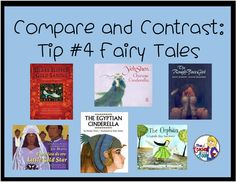 Read about 6 Tips to Teach Compare and Contrast on Upper Elementary Snapshots.