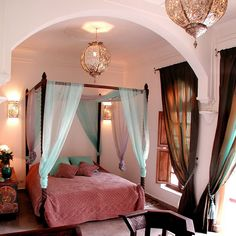 19 Moroccan Bedroom Decoration Ideas