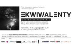 Wystawa EKWIWALENTY – spotkanie autorskie