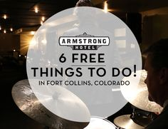 Fall in Fort Collins just happens to be one of the most beautiful times of the year, and one of the best for super special activities and events. If you're looking for some FREE things to do in Fort Collins, here's 6 things to add to your list!