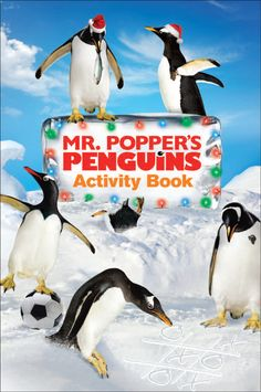 Mr Popper's Penguin Activity Book