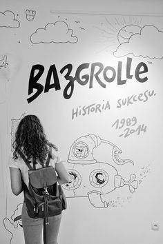 Bazgrolle: Historia sukcesu (1989-2014) ~ Lupus Libri - Blog o ładnych książkach i fajnych komiksach