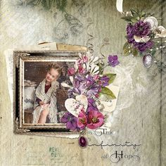 #advertising I received the products free of charge as part of my free ct work and will Show the product with my Layout.  Old Chronicles Collection by D's Design https://tinyurl.com/y82bguf5 Photo by O.Schelomzewa-Use with Permissions