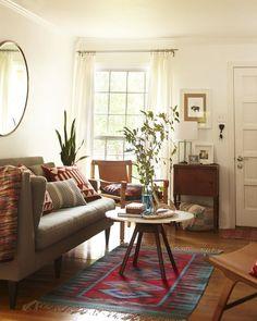 House Tour: A Bohemian Meets MCM Dallas House   Apartment Therapy