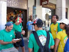 Galería de fotos » Excursiones - León (2) | GMR summercamps
