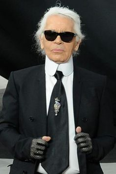 15 tips for a successful life from Karl Lagerfeld. Karl Lagerfeld's guide to life!