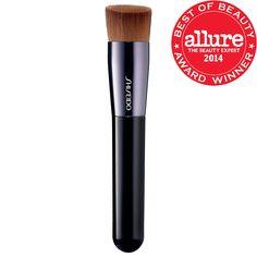 Allure Best of Beauty 2014 winner: Shiseido  –  Foundation Brush #Sephora #makeup #brush