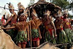 Celebrations in East Timor