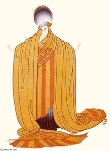 Costume Design - (Erté (Romain De Tirtoff))