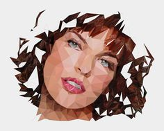 Milla by Alex 'I3 Fakhrulin, via Behance