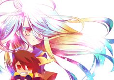 Anime No Game No Life  Shiro (No Game No Life) Tapeta