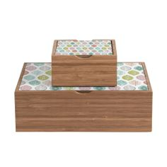 Wendy Kendall Leaf Pod Jewelry Box | DENY Designs Home Accessories
