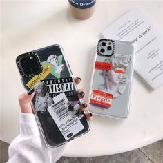 Luxury Art Letter Label iPhone Case - For iphone11 / 2
