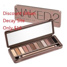 Best Site For Urban Decay Eyeshadows Ever ,Cheap Naked 2 are Must have! Only $16