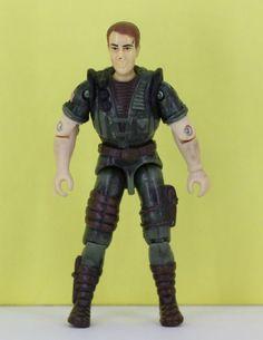 Sidetrack 2002 G.I. Joe Figure