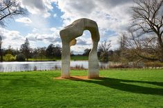 The Arch by Henry Moore - Kensington Gardens - The Royal Parks
