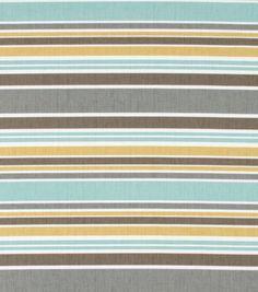 Robert Allen@Home Best Home Decor Print Fabric Layout Jade