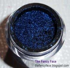 Kat Von D pigment in Johnette (Not Actual Picture, this shows color detail only)