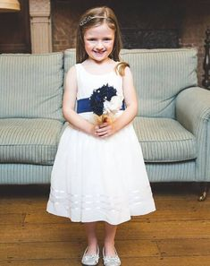 7e1ac4b0b86 50 Affordable Flower Girl Dresses - Under  100