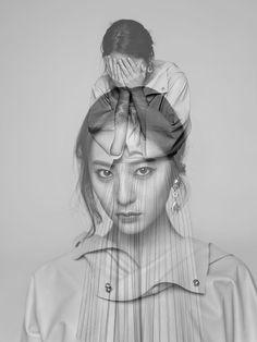 f(x) - Krystal Krystal Fx, Jessica & Krystal, Jessica Jung, Korean Women, South Korean Girls, Korean Girl Groups, Krystal Jung Fashion, Korean American, Korean Star
