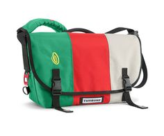 Timbuk2 Dolores Pilsner Chiller Messenger.  A fully insulated cooler disguised as a Classic Messenger Bag, with a built-in bottle opener, Pilsner themed design, sud-printed liner
