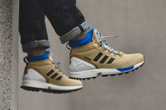 adidas Transforms the ZX Flux into a Boot for Winter