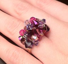 Giving away 2 of these beautiful handmade rings. Enter here: http://wp.me/p1DFOc-UQ