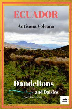 Ecuador Travel Info. Travel to Ecuador Anitsana Volcano Preserve. Explore Quito, Ecuador. Travel to the Andes Mountains of Ecuador and South America. Travel the world with kids. Explore Ecuador with children. Travel family in Ecuador.