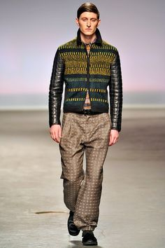 James Long AW13 #londoncollections