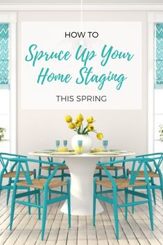 If you plan on selling your home this spring, you'll need to do a little proactive staging in order to brighten up your space and transform it from dark and dreary to light and airy. Here are a few home staging tips to help you this spring season!  #hireastager #staginginniagara #elegantlivingstaging