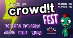 Crowdit fest 2017 en The Roxy