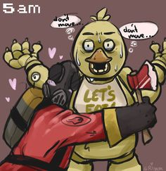 5 Nights at Freddy's Comics | five nights at freddy's | Tumblr