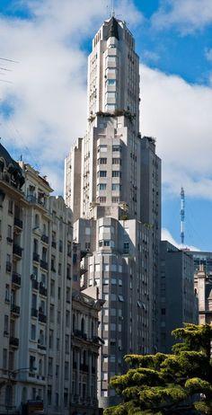 Clásicos de Arquitectura: Edificio Kavanagh / Sánchez, Lagos y De la Torre | Plataforma Arquitectura