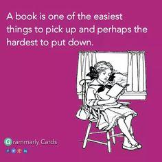 100% the truth!!! I love books!!