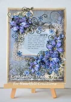 Scripture card by Tracey Fehr