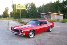 1977 Chevrolet Camaro Maintenance/restoration of old/vintage vehicles: the material for new cogs/casters/gears/pads could be cast polyamide which I (Cast polyamide) can produce. My contact: tatjana.alic14@gmail.com