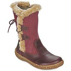 Tieto čižmy s jemnou siluetou určite potešia každú milovníčku mestského štýlu, ktorá hľadá spojenie trendovej módy a dokonalej kvality. - Farba : červená - Topánky Deti 89,60 eur Boots, Winter, Fashion, Crotch Boots, Winter Time, Moda, Fashion Styles, Shoe Boot, Fashion Illustrations