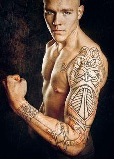 Sleeve Tattoo Men 9