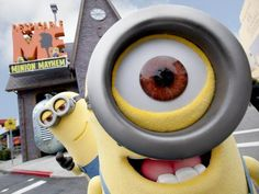 Heading to Orlando? Check out Tour America's 10 things to do in Orlando. Universal Studios, Universal Orlando Florida, Minion Mayhem, Minions, Things To Do, Vacations, Holidays, Places, Blog