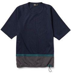 KolorDrawstring Cotton T-Shirt