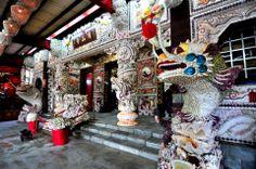 seashell temple, New Taipei, #Taiwan