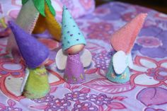 Homemade Happy Fairies