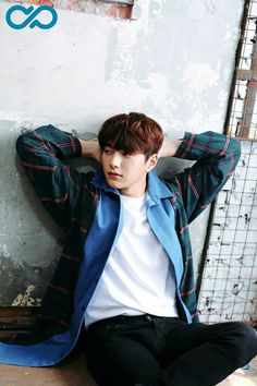 L Infinite, Lee Sungyeol, Kim Sung Kyu, Nam Woo Hyun, Kim Myung Soo, Myungsoo, Ji Yong, Woollim Entertainment, Boyfriend Material