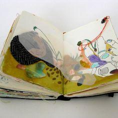 Book by its Cover :: Besti skissubókavefurinn
