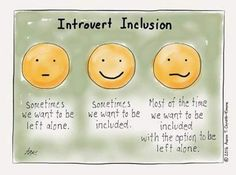 Introvert Inclusion