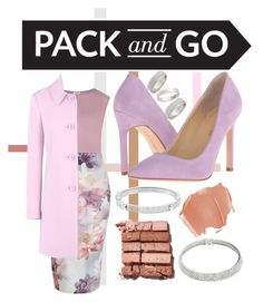 """""""Constellation Pink"""" by masquerademan ❤ liked on Polyvore featuring Helmut Lang, RED Valentino, Ivanka Trump, Topshop, Michael Kors, Bobbi Brown Cosmetics, Bling Jewelry, women's clothing, women and female"""