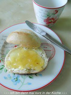 Apfel Vanille Marmelade