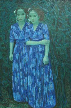 Guang Tingbo, Twin Sisters