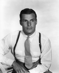 Buster Crabbe, US Olympic swimming gold medalist in 1932 and movie actor of the 1930's and 1940's